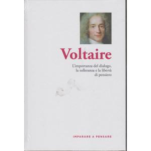 Imparare a pensare - Voltaire - n. 9 - settimanale - 25/3/2021 - copertina rigida