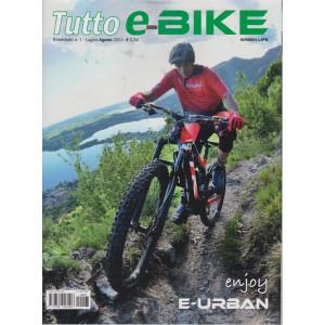Tutto e-bike - n. 1 - bimestrale - luglio - agosto 2021