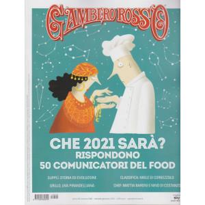Il Gambero Rosso - n. 348 - mensile - gennaio 2021 -