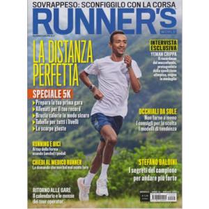 Abbonamento Runner's World Magazine (cartaceo  mensile)