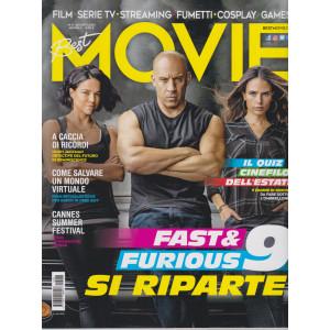 Best Movie - n. 8   -agosto   2021 - mensile