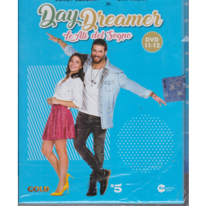 Day Dreamer - Le ali del sogno - n. 7 -sesta   uscita   - 2 dvd + booklet -6 marzo 2021   - settimanale