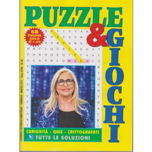 Puzzle  & Giochi - n. 85 - bimestrale - febbraio - marzo 2021 - 68 pagine