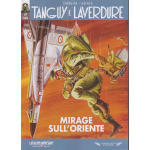 Tanguy e Laverdure -Mirage sull'oriente - n. 3 - settimanale
