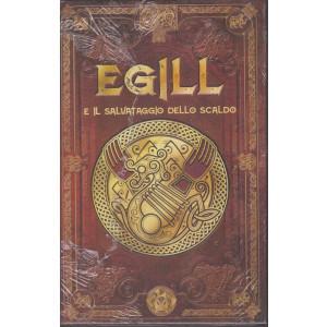 Mitologia Nordica -Egill e il salvataggio dello scaldo - n. 67 - settimanale - 22/1/2021 - copertina rigida