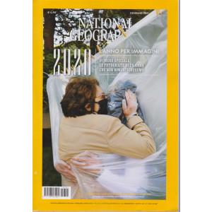 National Geographic - 2020. L'anno per immagini- n. 1 - gennaio 2021- mensile