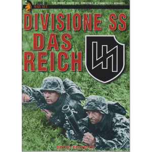 I Libri di War Set -  Divisione SS DAS  Reich- n. 65 - maggio - giugno  2021 - bimestrale -