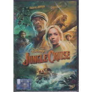 I Dvd Cinema di Sorrisi - n. 20-Jumgle Cruise  - settimanale -  novembre 2021