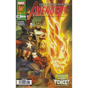 Gli eroi più potenti della terra - Avengers  - n. 137 - Io sono la nuova fenice -8 luglio 2021 - mensile