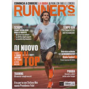 Runner's World - n. 3  - mensile -marzo 2021