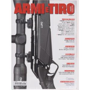 Armi e Tiro - n. 3- marzo 2021 - mensile