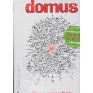 Domus -+ Domusair -  mensile  - n. 1052 - dicembre  2020 - 2 riviste