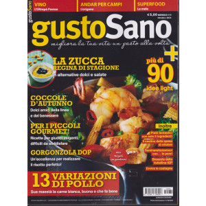 Gustosano - n.75 -ottobre 2021 - mensile