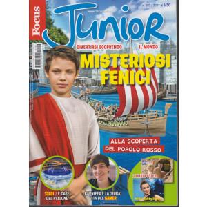 Focus Junior - n. 207/2021 - mensile