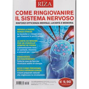 Salute naturale -n. 263 - Come ringiovanire il sistema nervoso - marzo 2021