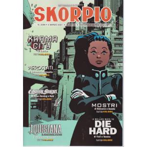 Skorpio - n. 2296 - 4 marzo 2021 - settimanale di fumetti