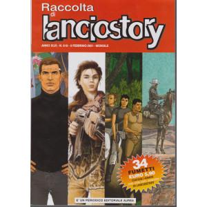 Raccolta di Lanciostory - n. 16 - 6 febbraio  2021 - mensile -