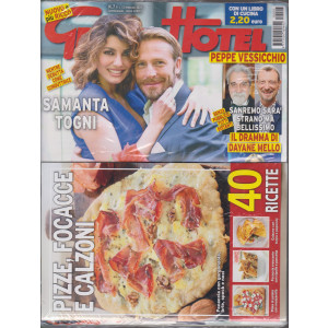 Grand Hotel +Pizze, focacce e calzoni  - n. 7  - settimanale - 12 febbraio  2021 - rivista +Pizze, focacce e calzoni- 2 riviste