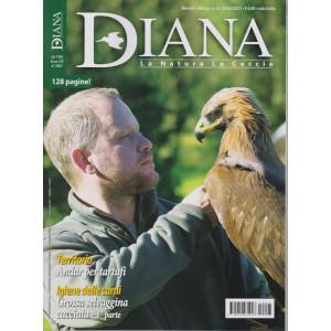 Diana - n. 3 - mensile -marzo 2021- 128 pagine!