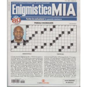 Enigmistica Mia - n. 10 -8 marzo 2021- settimanale