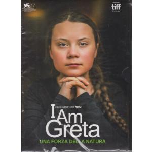 I Dvd Cinema di Sorrisi - n. 12 - I am Greta . Una forza della natura -   - settimanale -maggio  2021