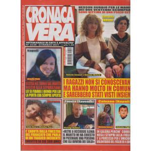 N.Cronaca Vera - n. 2534- 23 marzo  2021- settimanale di fatti  e attualità