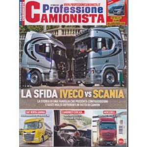 Professione Camionista - n. 272 -ottobre  2021- mensile