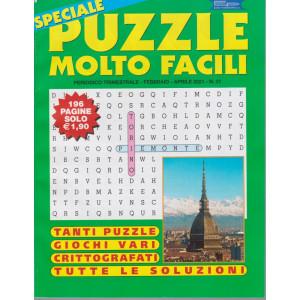 Speciale Puzzle molto facili - n. 31 - trimestrale - febbraio - aprile 2021 - 196 pagine