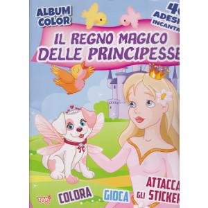 Toys2 Giochi e Colori -Album color -  Il regno magico delle principesse - n. 46 - bimestrale - 10 dicembre 2020