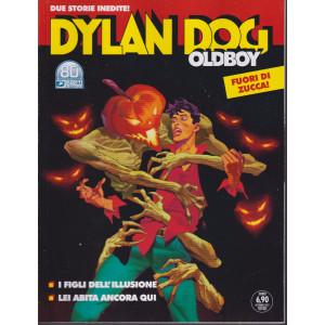 Dylan Dog Oldboy -I figli dell'illusione - Lei abita ancora qui - 14 ottobre 2021- bimestrale - n. 47