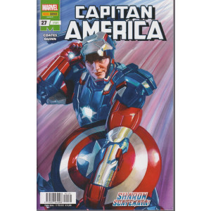 Capitan America -n. 131 - Sharon scatenata!- mensile - 11 febbraio 2021