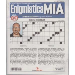 Enigmistica Mia - n. 18 -26  3 maggio  2021- settimanale