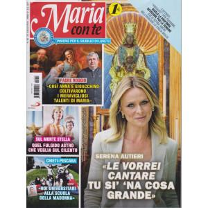 Maria con te - n. 30 - settimanale -25 luglio   2021