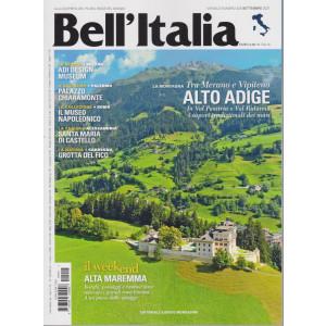 Bell'Italia  -    n. . 425  - mensile - settembre  2021