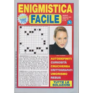 Enigmistica facile - n. 175 - mensile - gennaio 2020 - 100 pagine