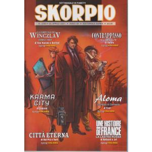 Skorpio - n. 2303 - 22 aprile  2021 - settimanale di fumetti