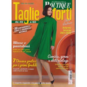Gli Speciali della La mia boutique - Taglie forti stile italiano - da 46 a 60 - n. 36 - trimestrale -settembre 2021