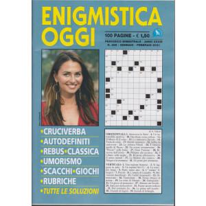 Enigmistica Oggi - n. 288 - bimestrale - Gennaio - febbraio 2021 - 100 pagine