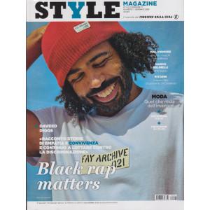 Style magazine - n. 1 - gennaio 2021 - mensile