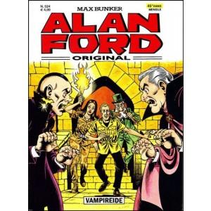 Alan Ford - N° 524 - Vampireide - Alan Ford Original 1000 Volte Meglio Publishing