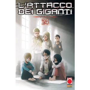 Attacco Dei Giganti - N° 24 - Attacco Dei Giganti - Generation Manga Planet Manga