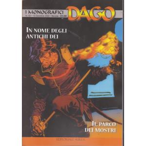 I Monografici Dago - n. 60 - In nome degli antichi dei - Il parco dei mostri - 15 dicembre 2020 - mensile