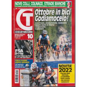 Cicloturismo - n. 10- mensile -ottobre  2021