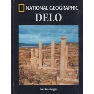 National Geographic -Delo -  n. 33-Archeologia -  settimanale - 10/9/2021 - copertina rigida