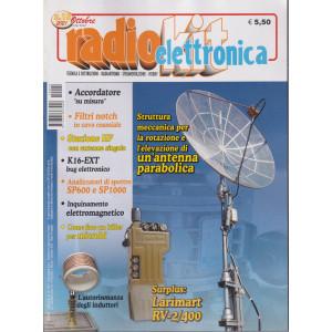 Radio kit elettronica - n. 10- ottobre 2021 - mensile