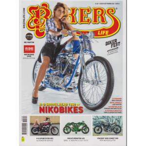 Bikers life - n. 9 -agosto - settembre  2021 - mensile