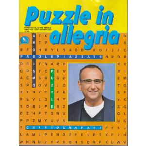Puzzle in allegria - n. 331 - mensile - gennaio 2021