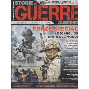 Storie di guerre e guerrieri - n. 24 -Forze speciali -  bimestrale -marzo - aprile 2021