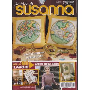 Le idee di Susanna - n. 378 - ottobre 2021 - mensile