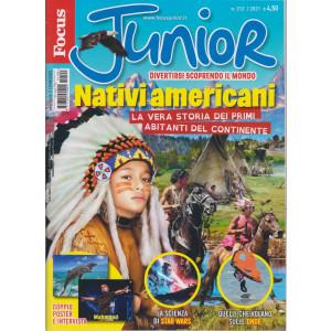 Focus Junior - n. 212/2021 - mensile